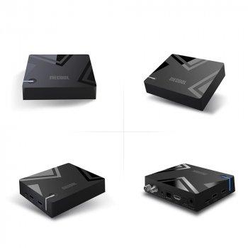 Mecool K5 DVB S2 + T2 /C 2/16 Гб Smart TV Box ТВ приставка (518)