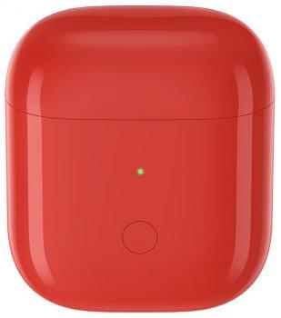 Навушники бездротові Realme Buds Air Neo Red (2001000207787)