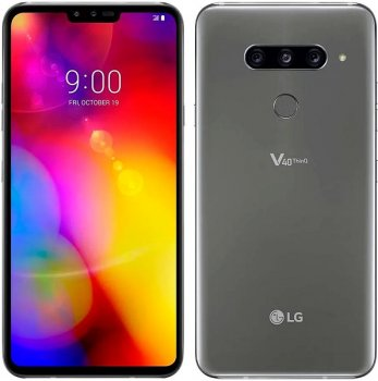 Смартфон LG V40 LM-V409N 128Gb Silver 1 SIM Seller Refurbished