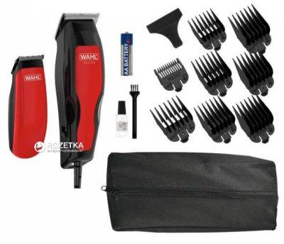 Машинка для підстригання волосся + міні-тример WAHL HomePro100 Combo 1395.0466