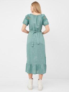 Платье Рута-С 4358лн Полынь
