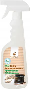 Еко засіб для видалення пригорілих забруднень Tortilla 450 мл (4820178061001)