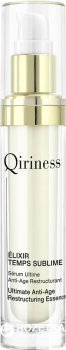 Антивозрастная регенерирующая сыворотка Qiriness ULTIMATE 30 мл (3760096761083)