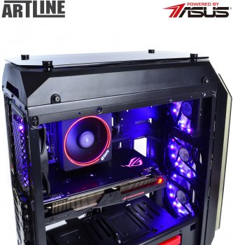 Компьютер ARTLINE Gaming X48 v04 (X48v04)