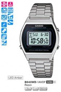 Годинник CASIO B640WD-1AVEF