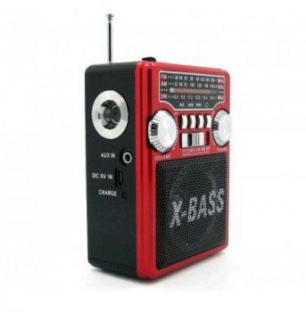 Радіоприймач Red XB-331URT з USB Waxiba LA27521