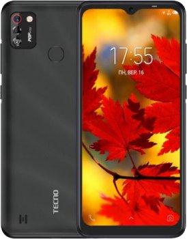 Мобильный телефон Tecno POP 4 Pro 1/16GB Pearl Black