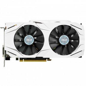 Відеокарта Asus Geforce Pci-Ex Gtx 1060 Dual 6Gb Gddr5 192Bit (1569/8008) (Dvi, 2 X Hdmi, 2 X Displayport) (Dual-Gtx1060-O6G)