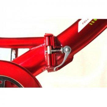 Электровелосипед Салют Плюс Mb-36-350 24 С Корзиной Красный
