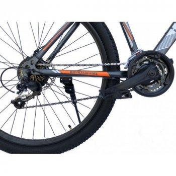 Електровелосипед Unicorn Rock Mb-48-500 29 Дюймів Сіро-Помаранчевий