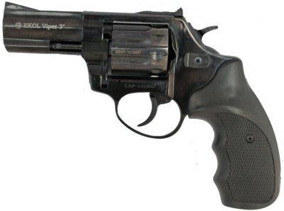 Револьвер під патрон Флобера EKOL MAJOR 3 чорний