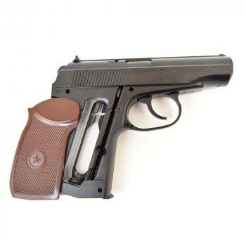 Пневматичний пістолет Borner Borner PM-X пластиковий корпус