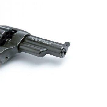 Револьвер ЛАТЭК Safari РФ-431М (бук)