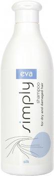 Гель-крем для тела Eva Simply С экстрактом шелка и молочком из хлопка 500 мл (5900002071389)