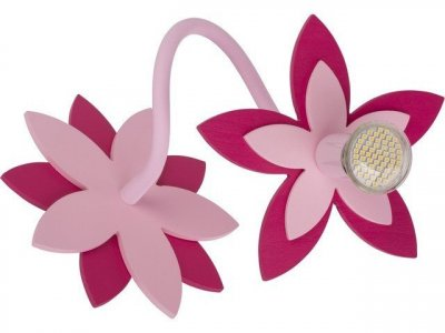 Бра Nowodvorski 6893 Pink Flowers I