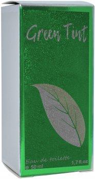 Туалетная вода для женщин EVA cosmetics Ароматы мира Green tint 50 мл (04370101003) (4820107593573)