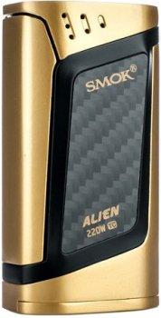 Батарейный мод Smok Alien ТК 220W Gold (1067618)