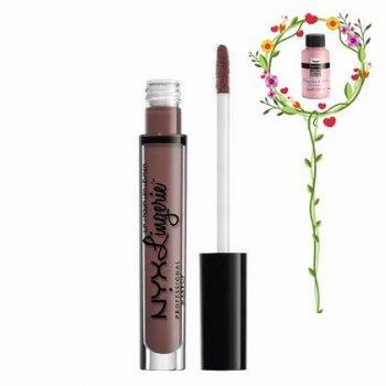 Помада Жидкая матовая помада NYX Professional Makeup Lip Lingerie Liquid Lipstick LIPLI14 CONFIDENT 4 мл (5906074486274)