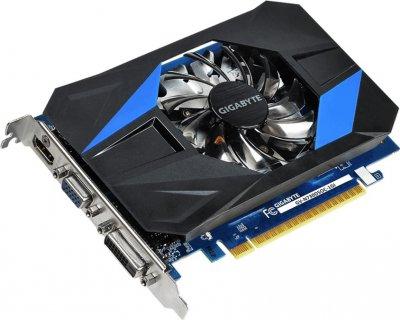 Gigabyte PCI-Ex GeForce GT 730 1024MB GDDR5 (64bit) (1006/5000) (DVI, HDMI, D-Sub) (GV-N730D5OC-1GI)