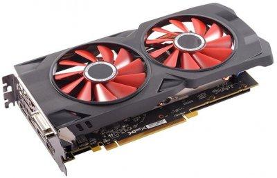 XFX PCI-Ex Radeon RX 570 RS XXX Edition 4GB GDDR5 (256bit) (1264/7000) (DVI, HDMI, 3 x DisplayPort) (RX-570P427D6)