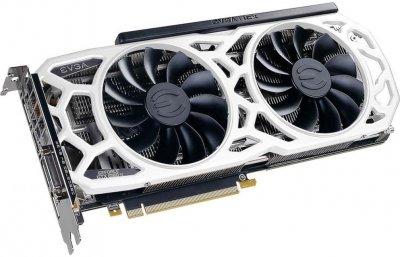 EVGA PCI-Ex GeForce GTX 1080 Ti SC2 Elite Gaming White 11GB GDDR5X (352bit) (1556/11016) (DVI, HDMI, 3 x DisplayPort) (11G-P4-6693-K1)