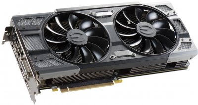EVGA PCI-Ex GeForce GTX 1080 FTW DT Gaming 8GB GDDR5X (256bit) (1607/10000) (DVI, HDMI, 3 x DisplayPort) (08G-P4-6284-KR)