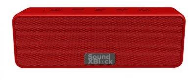 Портативна Bluetooth колонка 2E SoundXBlock Red