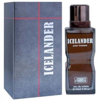 Туалетная вода для мужчин I Scents Icelander 100 мл (8906008724363)