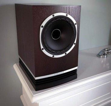 Акустична система Fyne Audio F500 Dark Oak