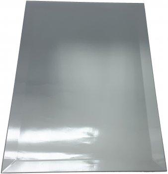Зеркальная плитка UMT 250х500 мм фацет 15 мм серебро (ПФС 250-500)