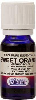 Чистое эфирное масло Argital сладкого апельсина 10 мл (80687962)