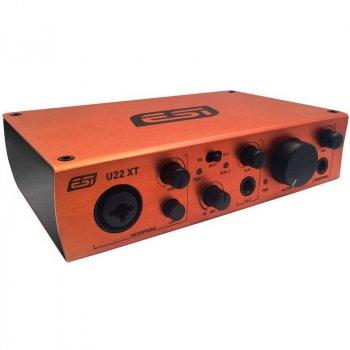 Аудіоінтерфейс ESI U22 XT