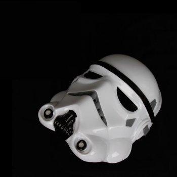 Карнавальная маска Штурмовик DAYEIEE из кинофильма Звездные войны 01837