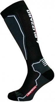 Носки Blizzard 130200 Черные с серым