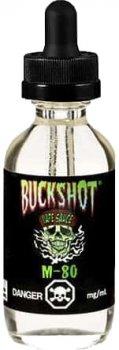 Жидкость для электронных сигарет Buckshot 30 мл M-80