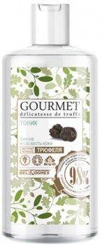 Тоник для лица Белкосмекс Gourmet сияние и свежесть кожи с экстрактом черного трюфеля 150 мл (4810090008673)