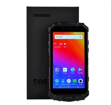 Мобильный телефон Doogee S60 Black
