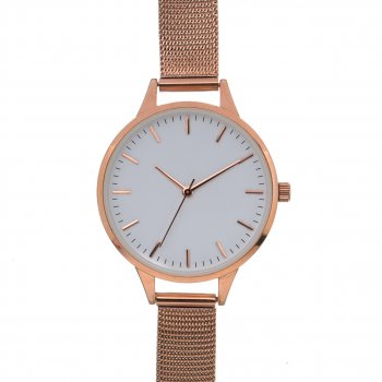 Жіночий наручний годинник Kiomi eezyy Gold White PPU-188644