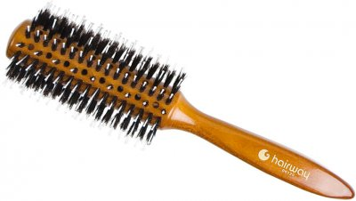 Брашинг Hairway Дикобраз со смешанной щетиной 66 мм (06129) (4250395401869)