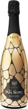 Вино игристое Pata Negra Cava Brut 0.75 л 11.5% (8410261114002)