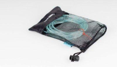 Скакалка AURA sport з обважнювачами блакитна 00117
