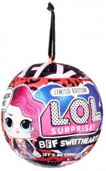 Игровой набор с куклой L.O.L. SURPRISE! серии Валентинки – Панк и Рокер (573937)