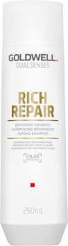 Шампунь Goldwell Dualsenses Rich Repair для восстановления поврежденных волос 250 мл (4021609029212) (202921)