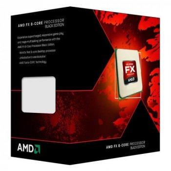 Процесор AMD FX-8350 4GHz/5200MHz/8MB (FD8350FRHKBOX) sAM3+ BOX