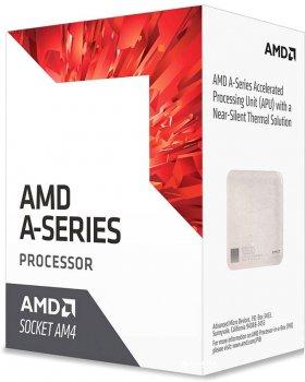 Процесор AMD A10-9700 3.5 GHz/2MB (AD9700AGABBOX) AM4 BOX