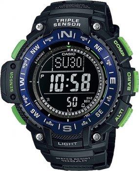 Чоловічі годинники Casio SGW-1000-2BER