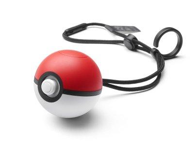 Pokemon Lets Go Eevee PokeBall Plus Nintendo Switch