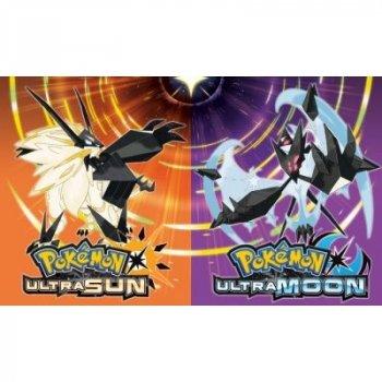 Игры Nintendo 3DS Pokemon Ultra MoonUltra Sun Dual Pack