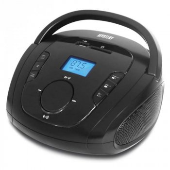 Бумбокс Mystery Electronics BM-6008UB Black