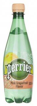 Упаковка воды Perrier Grapefruit газированной 0.5 л х 24 шт (7613036668071)